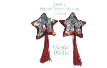 Online nipple tassel making class