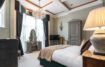 Perrier Jouet room