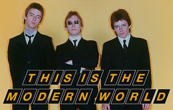 The Jam exhibition poster