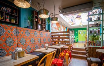 Curry Leaf Cafe Brighton Lanes