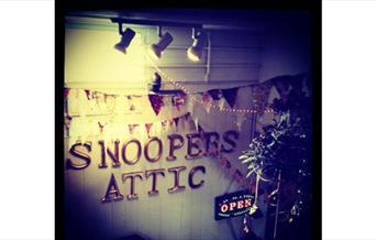 Snoopers Attic