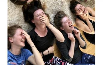Laughter workshop