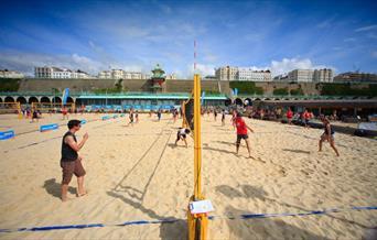 Yellowave Beach Sports Venue - netball