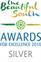 Outstanding Customer Service Silver Award