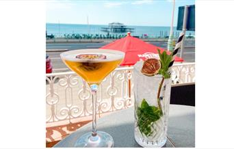 The Metropole Bar and Terrace