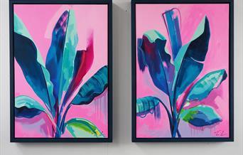 Wonderlush Spring Exhibition