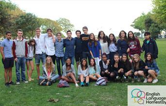 English Language Homestays Students