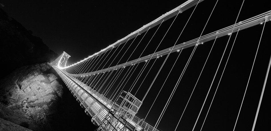 Haunt Bristol: Clifton Suspension Bridge - credit Alex Westcombe