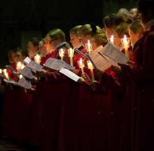 Meet Bristol - Christmas Parties in Bristol - Bristol Cathedral Choir