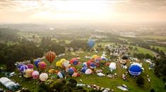 Outdoor Events: Bristol Balloon Fiesta