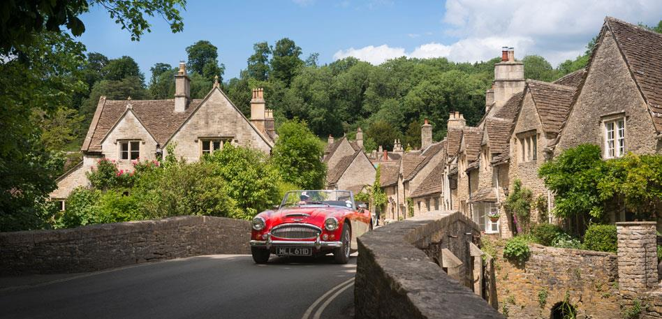 Castle Combe - Charlie Ross - credit Great West Way
