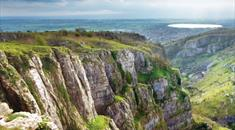 Countryside Accommodation near Bristol - Cheddar Gorge View