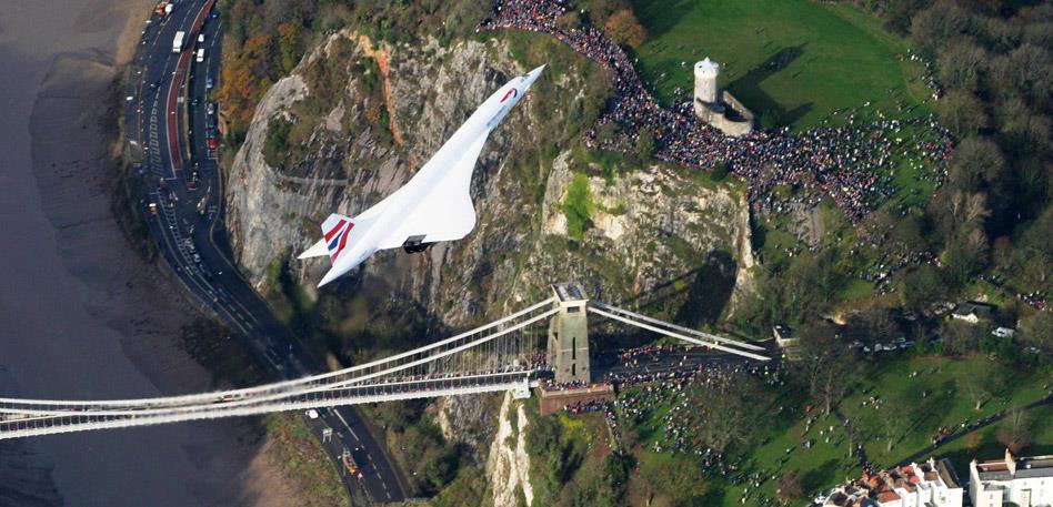 Aerospace & Advanced Engineering: Concorde's return to Bristol