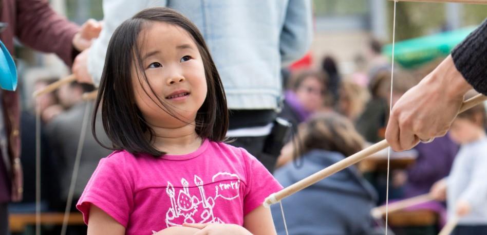 Bristol for Families: Family Festivals - Credit Paul Box