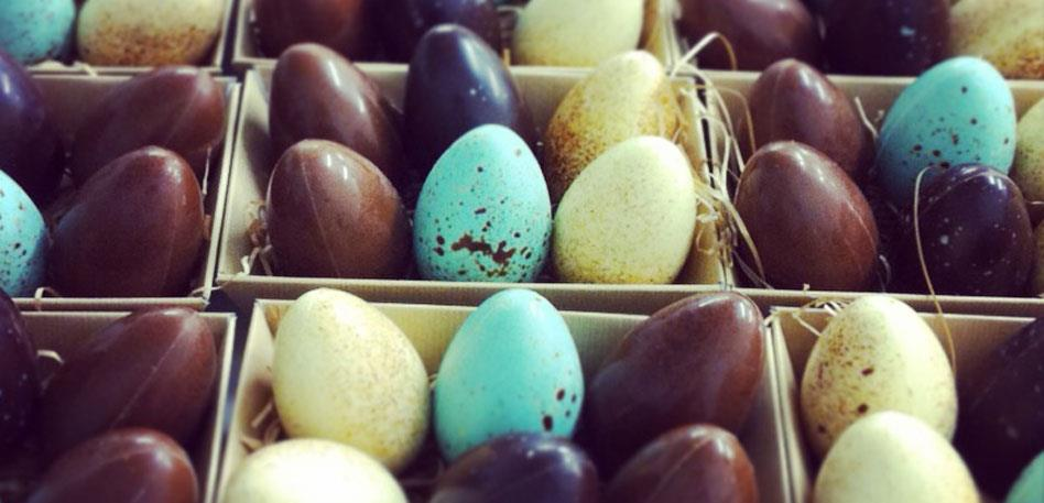 Easter in Bristol - Discover where chocolate eggs were first invented