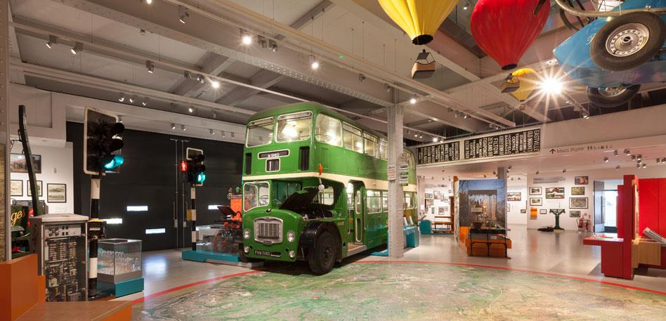 Cultural Attractions in Bristol: M Shed