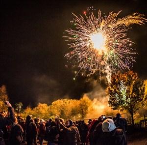 Fireworks in Bristol, Bonfire Night in Bristol, Firework Displays in Bristol