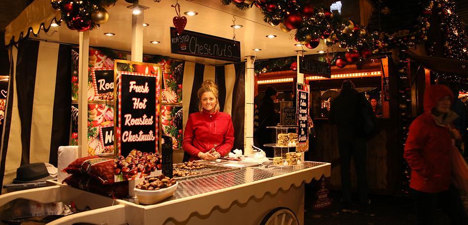 Christmas Markets in Bristol: Bristol Christmas Market