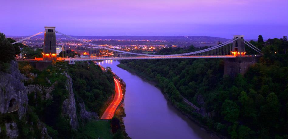 Clifton Suspension Bridge - Image Destination Bristol