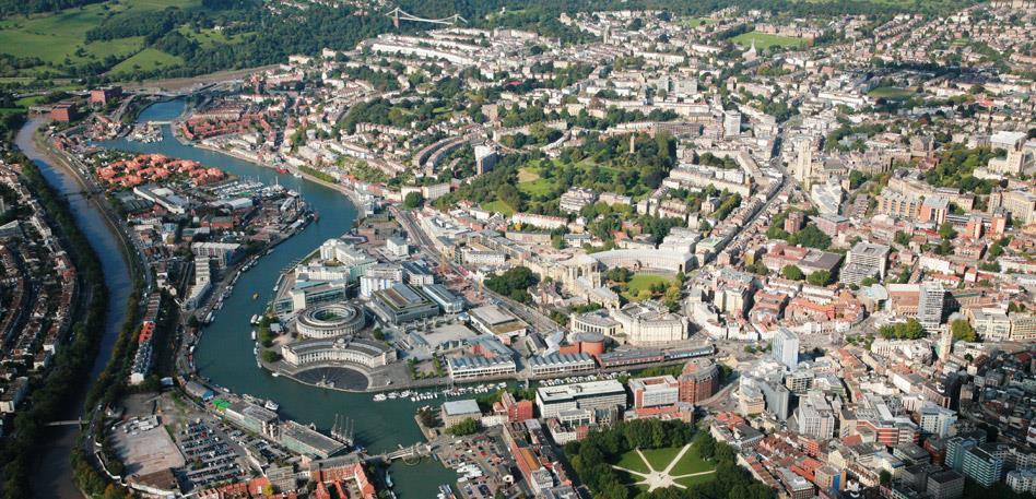 Accessible Bristol: Find accessible accommodation in Bristol: Image - Destination Bristol