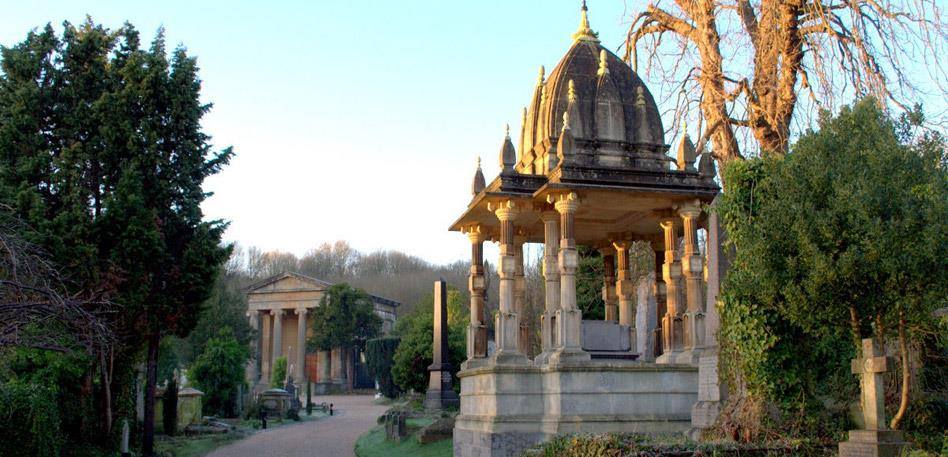 Things to do for free in Bristol: Arnos Vale Cemetery