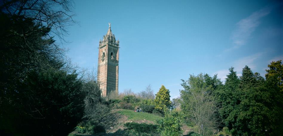 Things to do for free in Bristol: Cabot Tower and Brandon Hill