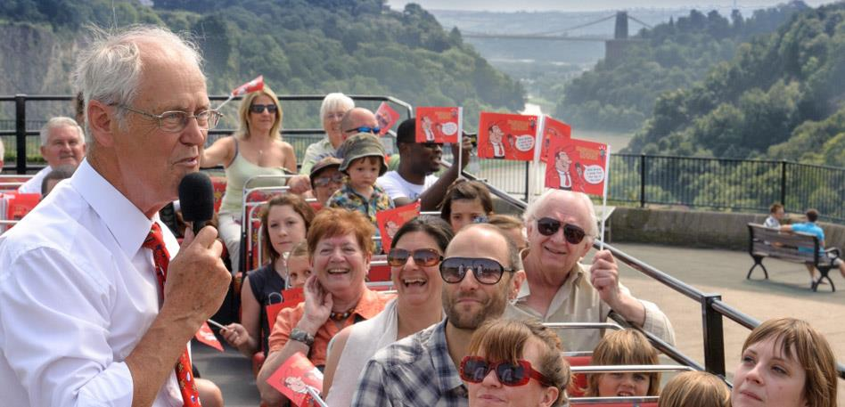 Recommended for Groups in Bristol - Bristol Insight Bus Tour: Credit Bristol Insight