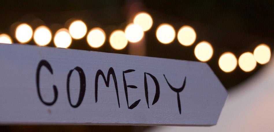 Comedy and Magic in Bristol - Image Bristol Comedy Garden