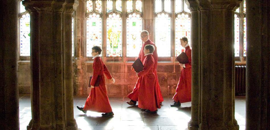 Bristol Cathedral Choir