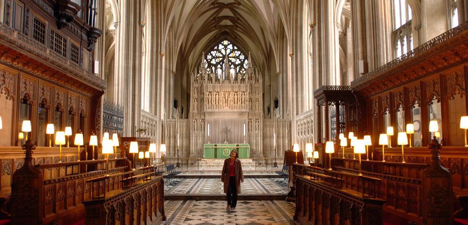 Bristol Cathedral - Image Graham Flack
