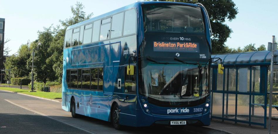 Public Transport in Bristol: Park and Ride