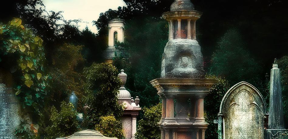 Arnos Vale Cemetery - Image Martin Urmson
