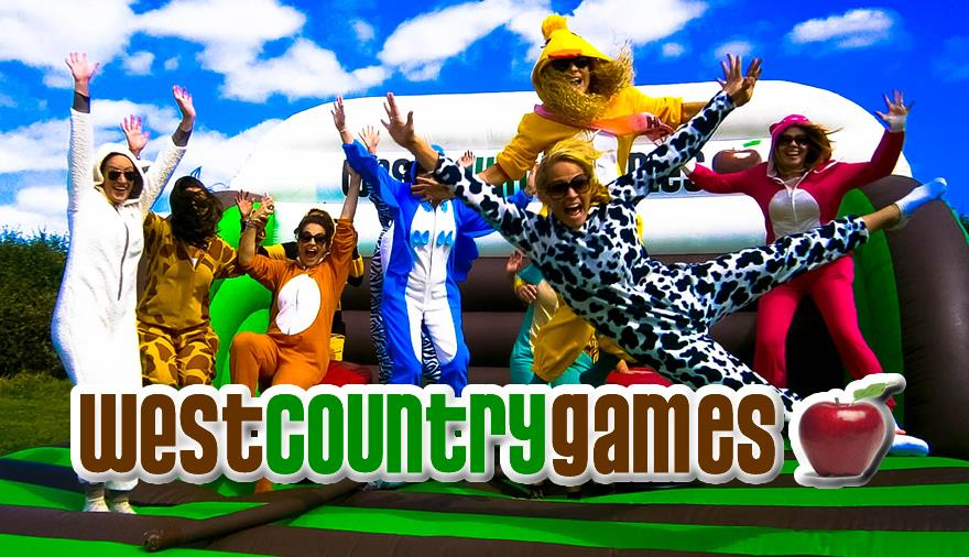 A Bristol hen weekend experience at West Country Games