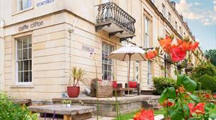 The Clifton Hotel Bristol extrior