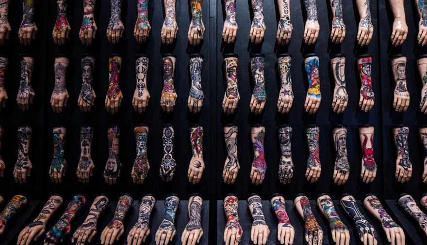 Tattoo: British Tattoo Art Revealed at M Shed Bristol