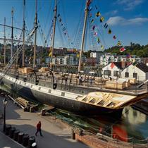 Brunel's SS Great Britain Bristol