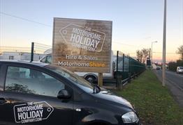 The Motorhome Holiday Company Ltd