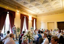Wedding at Leigh Court