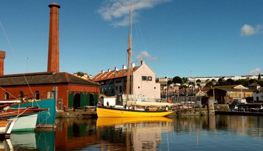 Underfall Yard Bristol Harbourside