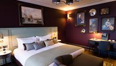 Avon Gorge hotel bedroom