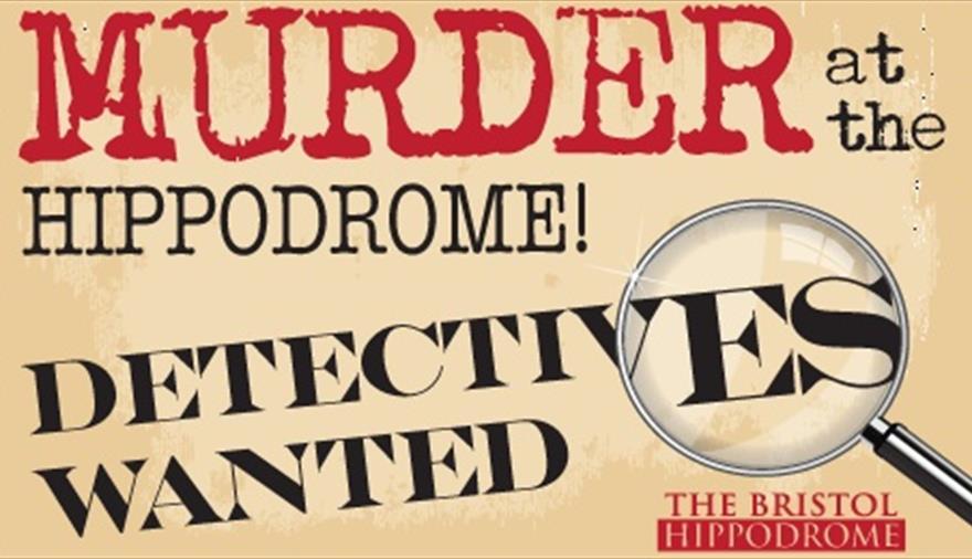 Murder Mystery Supper at Bristol Hippodrome