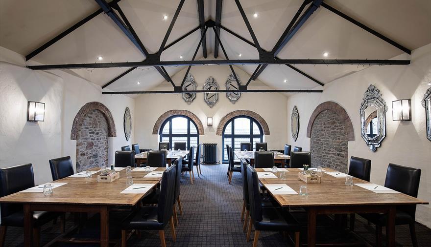 Hotel du Vin & Bistro conference room