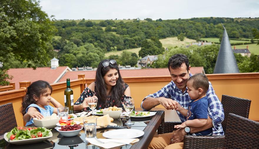 Mendip View Lodges family