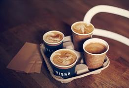 Coffee at Friska - Bath Road