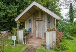 The PIG's Potting Shed
