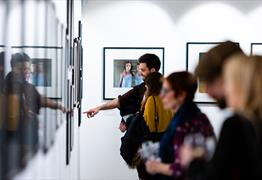 Exhibition at The Royal Photographic Society