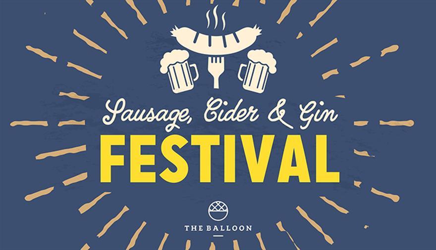 Sausage, Cider & Gin Festival