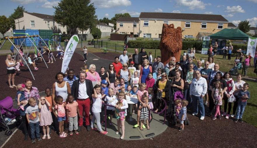 Inns Court Park and Playground