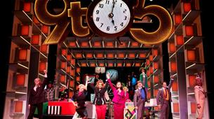 9 to 5 The Musical at The Bristol Hippodrome CREDIT Simon Turtle