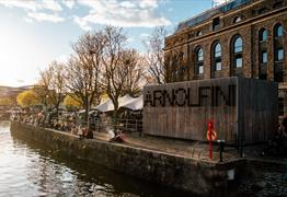 Arnolfini Harbourside Bar